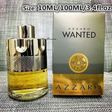 New Men's Perfume Azz?ro WANT¨¦D Cologne for Men Cologne Perfume for Men Eau De Perfume (Size: 10ML/100ML/3.4fl.oz)