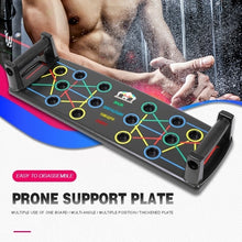 Load image into Gallery viewer, Multifunction Push-up Board Chest Muscle Training Stand Gym Fitness Exercise
