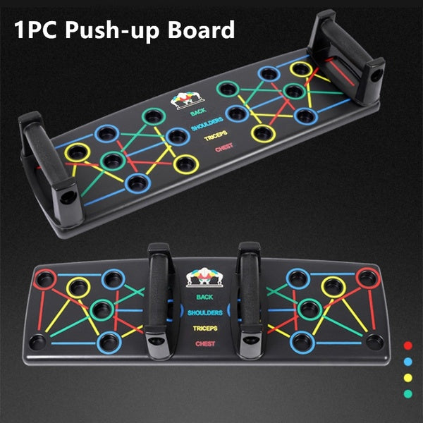 Multifunction Push-up Board Chest Muscle Training Stand Gym Fitness Exercise