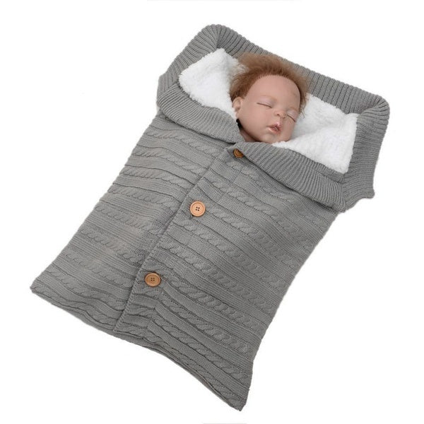 Winter Autumn Newborn Baby Sleeping Bag Kids Toddler Warm Sleeping Bag