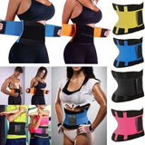 Fashion Belt Hot Power Slimming Belt Waist Trainer Trimmer Sport Slimming