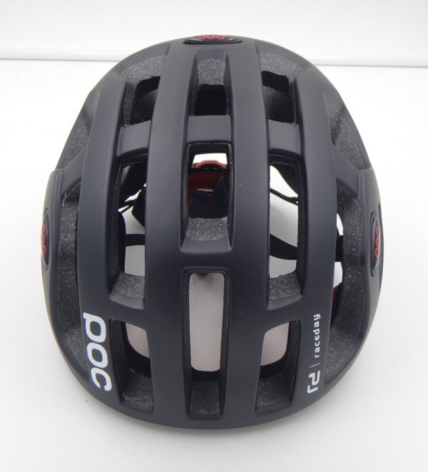 Outdoor Sport Octal Aero Raceday Helmet One-piece Safety Hollow Cycling Riding Helmet Bicycle Helmet(Glasses Are Not Included)