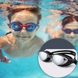 Anti-fog Goggles Electroplating Goggle Waterproof Anti-UV Swimming Goggles Diving Mask