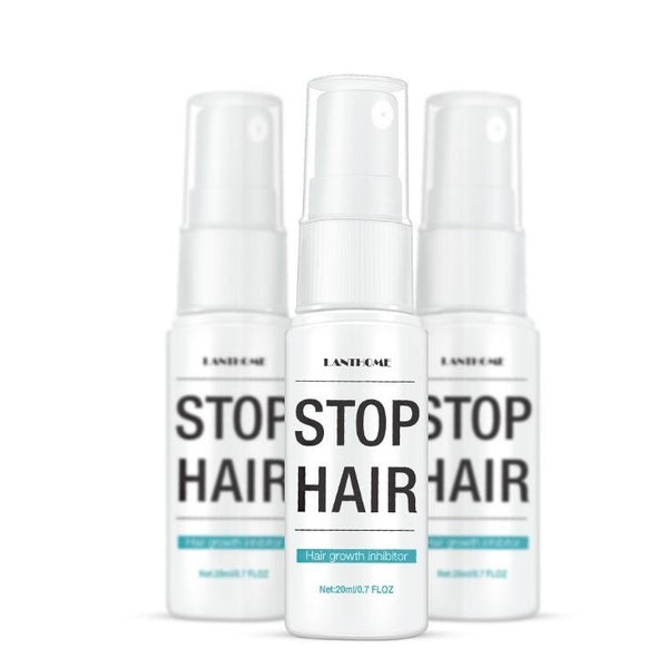 1box 20ml Hair Growth Inhibitory Hair Suppression Spray Gently Moisturizes spray
