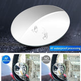 360?? Car Blind Spot Mirror 2 PCS Rearview Adjustable Mirror Safety Driving