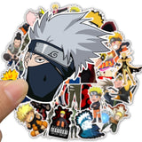 50\/100Pcs Anime   Stickers For Car Laptop Pvc Backpack Home Decal Diy Skateboard Motorcycle Stickers