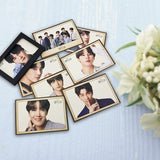 8Pcs/7Pcs Kpop Bts  Bangtan Boys 2019 5Th Muster Lomo Card Photocard Collective Postcard Cards Army