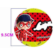 Load image into Gallery viewer, New Doll Ladybug Doll Eggshell Dolls Change Color Clothes, Bottles, Bags and Shoes Girls Toys Gift for Girl