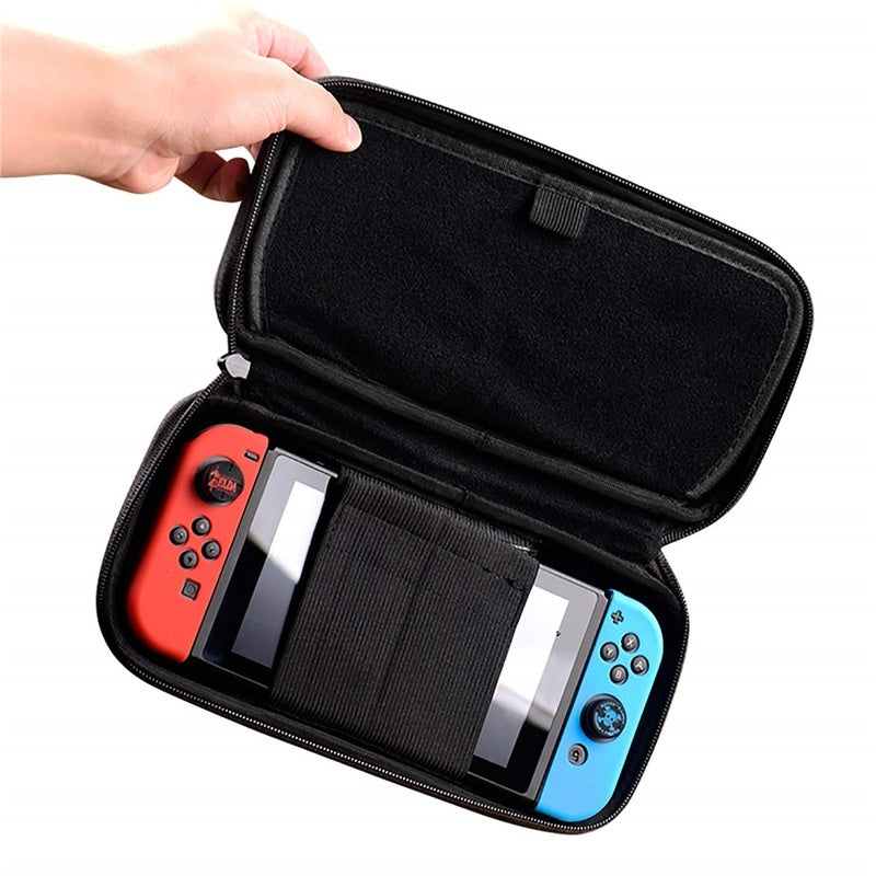 For Nintendo Switch Carrying Case Accessories Storage Bag Protection Hard EVA rubber Travel portable Case for NS Console