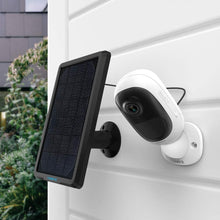 Load image into Gallery viewer, Reolink Solar Panel Power Supply for Wireless Outdoor Rechargeable Battery Powered IP Security Camera Reolink Go/Argus Eco/Argus 2/Argus Pro/Argus PT