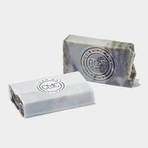 Clean Man Club - HAND MADE DEAD SEA MUD OLIVE OIL SOAP