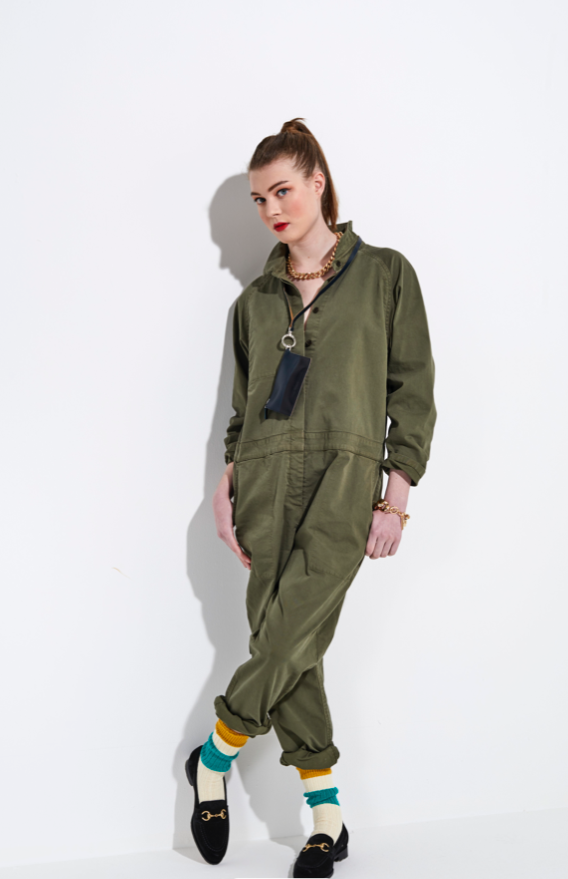Garland Jumpsuit<br><strong>RRP £275 Now £135</br></strong>