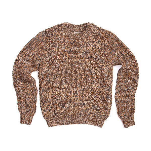 Fraction Knitted Crew<br><strong>RRP £180 Now £110</br></strong>