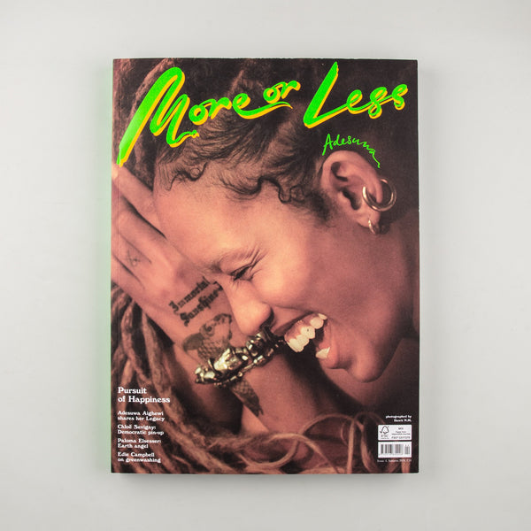 More or Less #4 Magazine