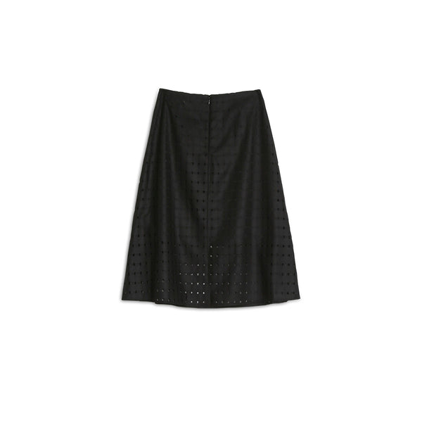 Ragnhild Wool Holes Skirt<br><strong>RRP £225 Now £115</br></strong>