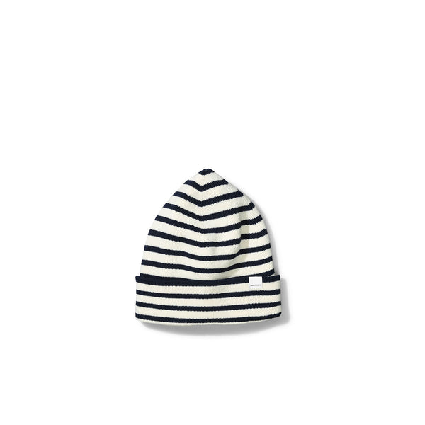 Norma Classic Stripe Beanie<br><strong>RRP £65 Now £45</br></strong>