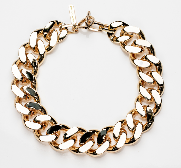 THE BOSS NECKLACE BY SARA CHRISTIE