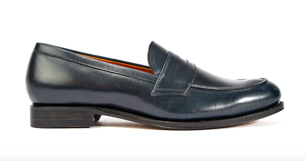 Horatio Barnard French Leather Loafer