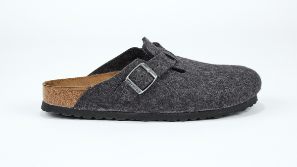 Birkenstock Wool Felt Boston Clog