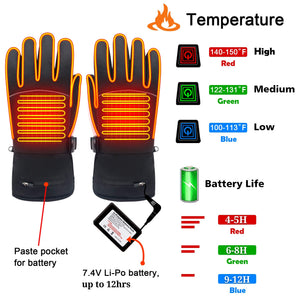 ?Christmas Pre-Sale 50% OFF- Multiduty Professional Waterproof Self-heating Gloves
