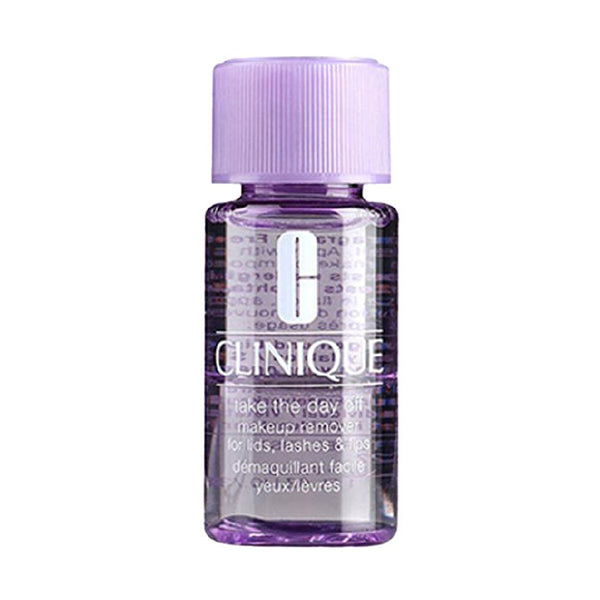 CLINIQUE TAKE THE DAY OFF Makeup Remover For Lids, Lashes & Lips - BEST BUY WORLD MALAYSIA