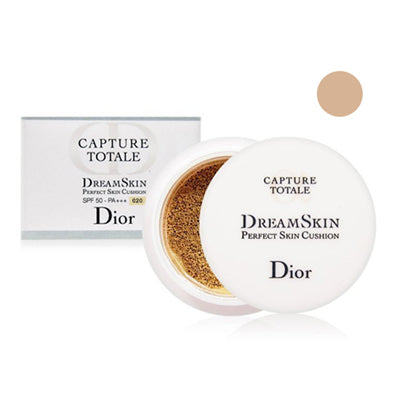 Dior CAPTURE TOTALE Dream Skin Perfect Skin Cushion SPF50/PA+++ (4g) - BEST BUY WORLD MALAYSIA