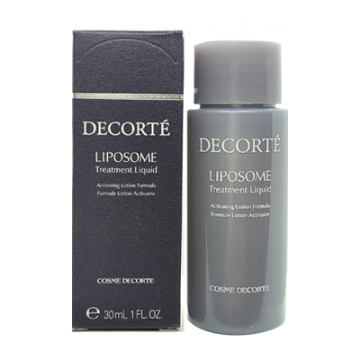 COSME DECORTÉ LIPOSOME Treatment Liquid Activating Lotion Formula With Box (30ml) - BEST BUY WORLD MALAYSIA