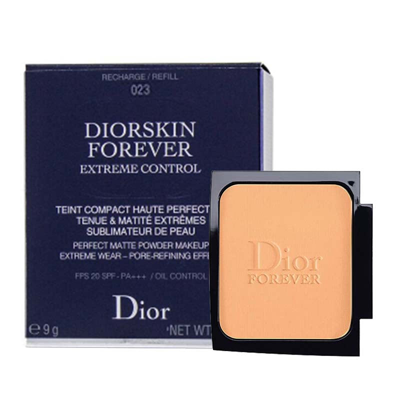 Dior DIORSKIN Forever Extreme Control Perfect Matte Powder Makeup (9g) Refill - BEST BUY WORLD MALAYSIA