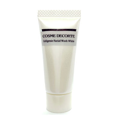 COSME DECORTÉ CELLGENIE Facial Wash White (7.5ml) - BEST BUY WORLD MALAYSIA