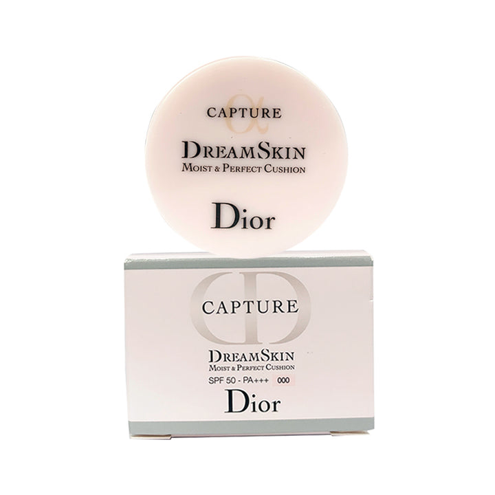 Dior CAPTURE TOTALE Dream Skin Moist & Perfect Cushion SPF50/PA+++ (4g) w/b - BEST BUY WORLD MALAYSIA