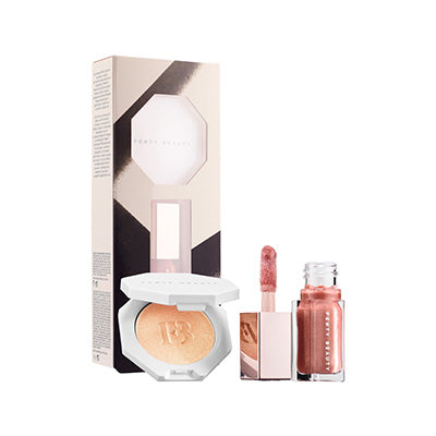 FENTY BEAUTY Diamond Bomb Baby Mini Face And Lip Set - BEST BUY WORLD MALAYSIA