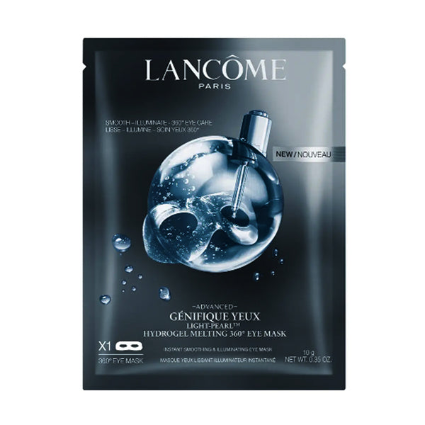LANCÔME ADVANCED GENIFIQUE YEUX LIGHT-PEARL Hydrogel Melting 360' Eye Mask (1pc) - BEST BUY WORLD MALAYSIA