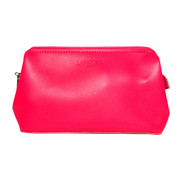 LANCÔME Pink Makeup Vanity Pouch - BEST BUY WORLD MALAYSIA