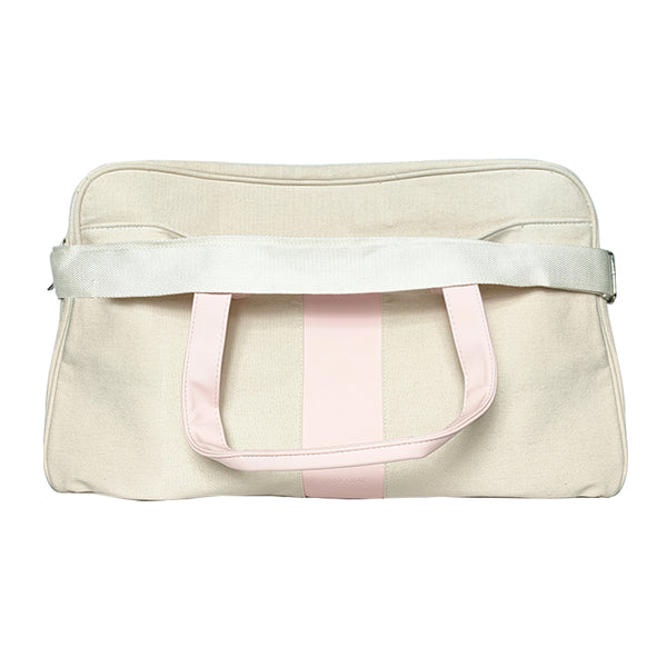 LANCÔME Off White Weekend Bag - BEST BUY WORLD MALAYSIA