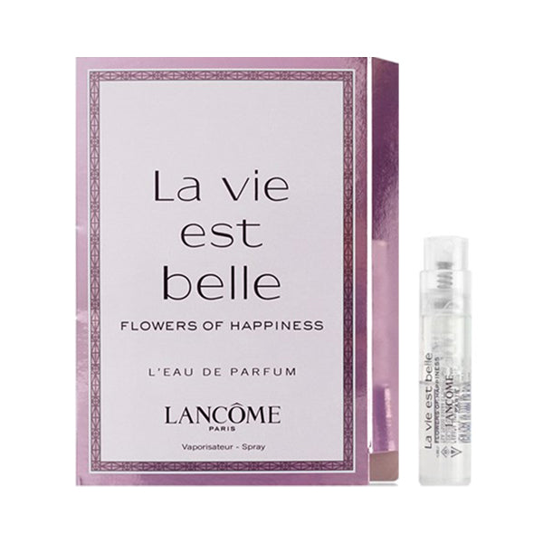 LANCÔME LA VIE EST BELLE FLOWERS OF HAPPINESS (1.2ml) - BEST BUY WORLD MALAYSIA