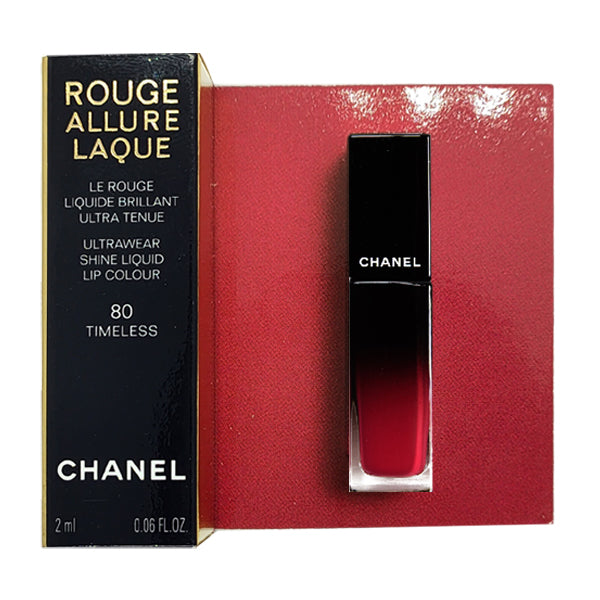 CHANEL ROUGE ALLURE LAQUE (2ml) - BEST BUY WORLD MALAYSIA