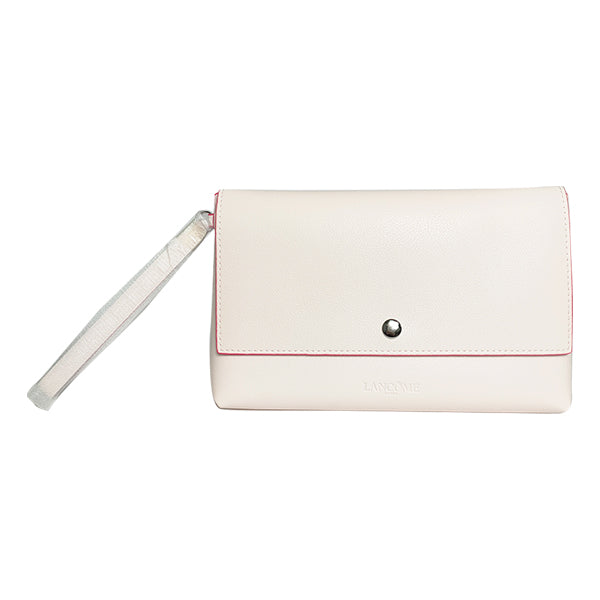 LANCÔME Pink Clutch Pouch - BEST BUY WORLD MALAYSIA