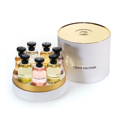 LOUIS VUITTON Les Parfums EDP Miniature Set (10mlx7) - BEST BUY WORLD MALAYSIA