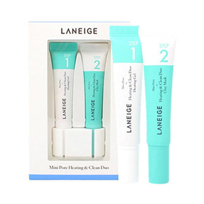 LANEIGE MINI PORE Heating Clean Duo (15mlx2) - BEST BUY WORLD MALAYSIA