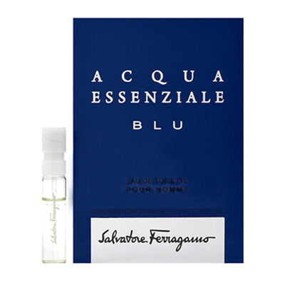 Salvatore Ferragamo ACQUA ESSENZIALE BLU Pour Homme EDT (1.5ml) - BEST BUY WORLD MALAYSIA