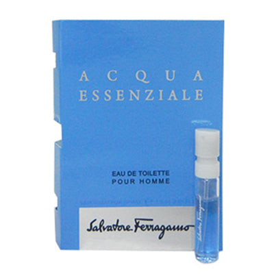 Salvatore Ferragamo ACQUA ESSENZIALE Pour Homme EDT (1.5ml) - BEST BUY WORLD MALAYSIA