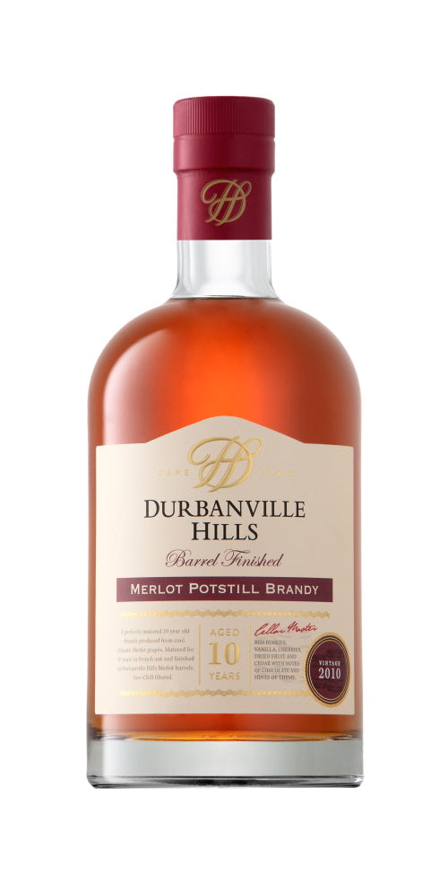 10-Year Old Merlot Potstill Brandy