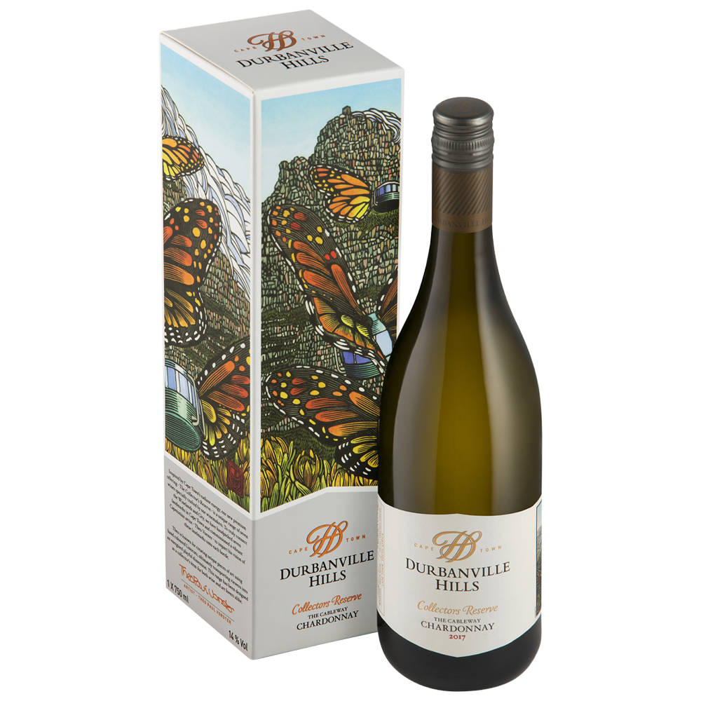 Gift Box - Collectors Reserve The Cableway Chardonnay