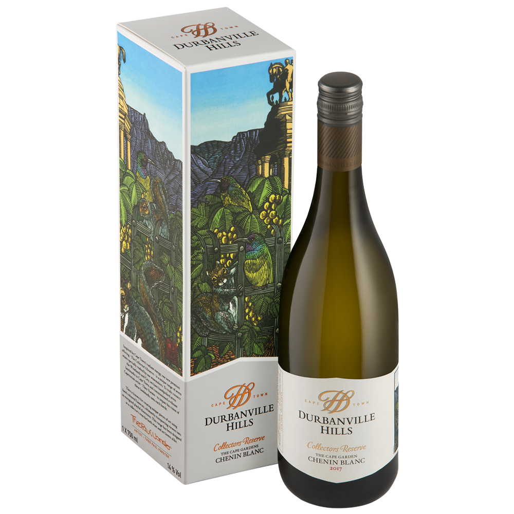Gift Box - Collectors Reserve The Cape Garden Chenin Blanc