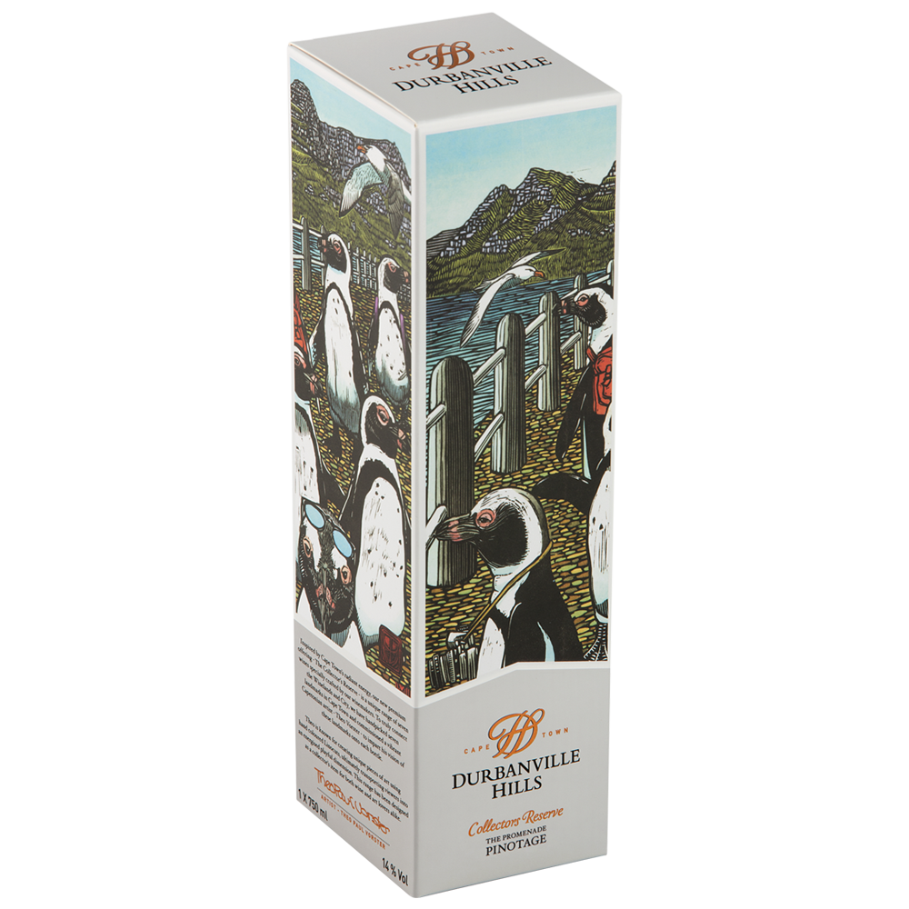 Gift Box - Collectors Reserve The Promenade Pinotage
