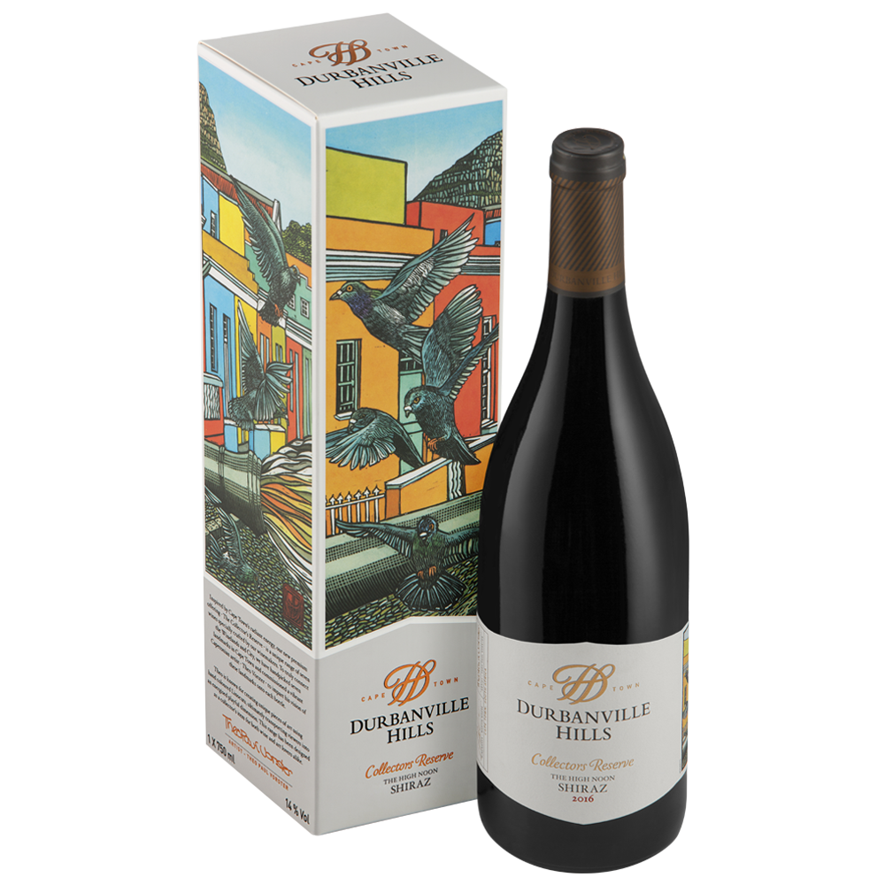 Gift Box - Collectors Reserve The High Noon Shiraz