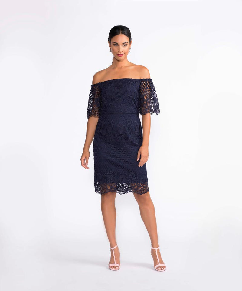 Joseph Ribkoff Lovely in Lace Dress