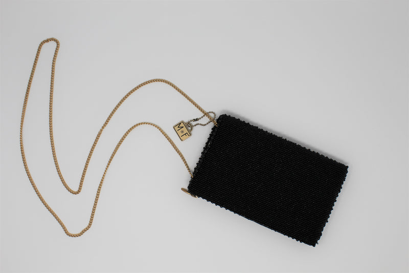 Mary Frances Spanish Rose Crossbody/Clutch
