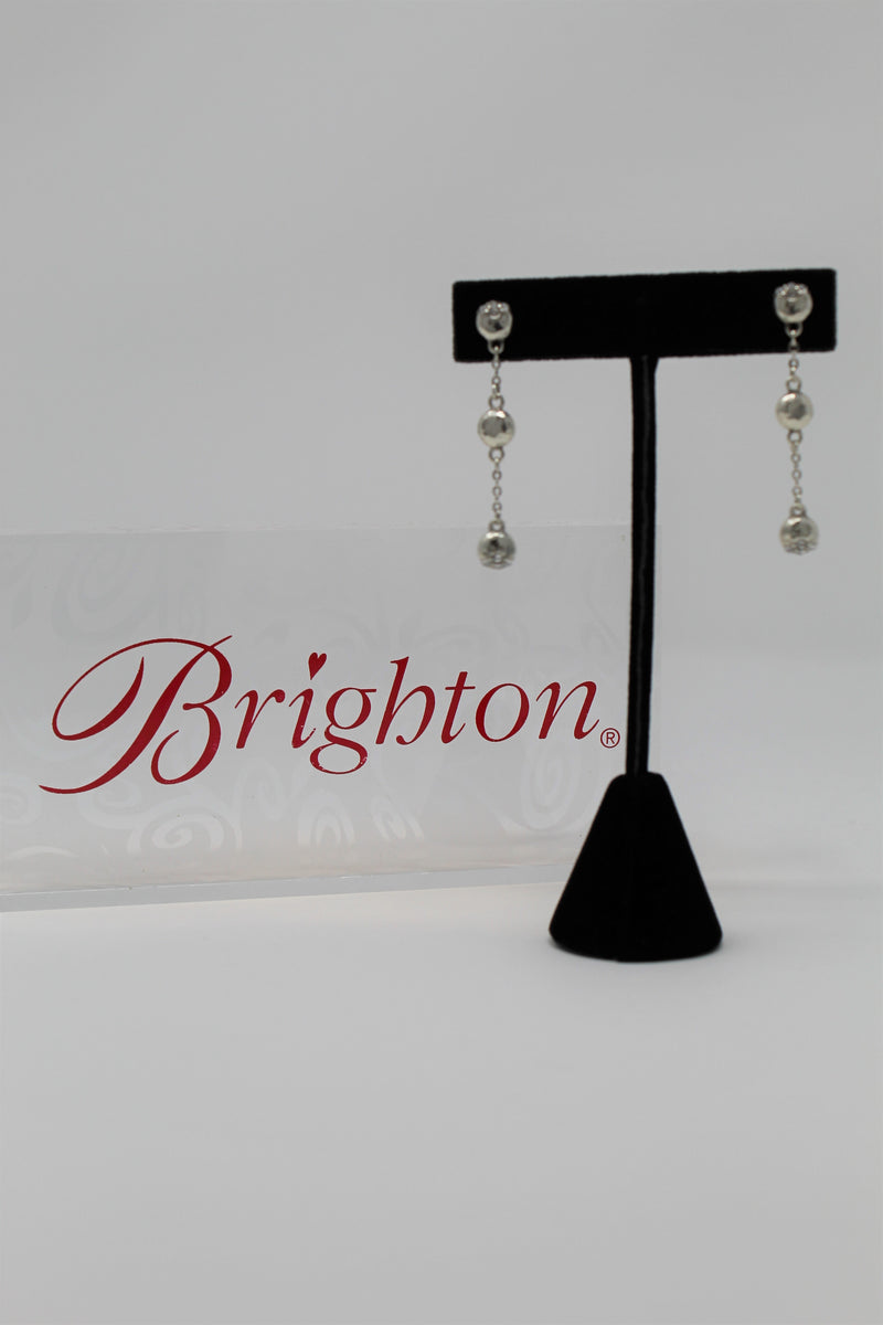 Brighton Bilboa Mist Post Drop Earrings