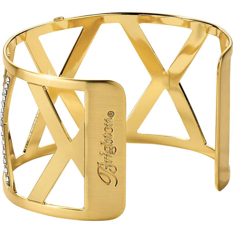 Brighton Christo Ganges Wide Cuff Bracelet